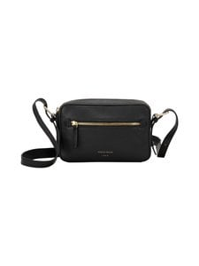 Tiger Of Sweden - Kiva Bag -nahkalaukku - 050 BLACK | Stockmann