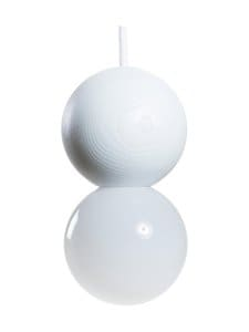 QUU Design - Small W -riippuvalaisin 9,5 x 9,5 cm - WHITE | Stockmann