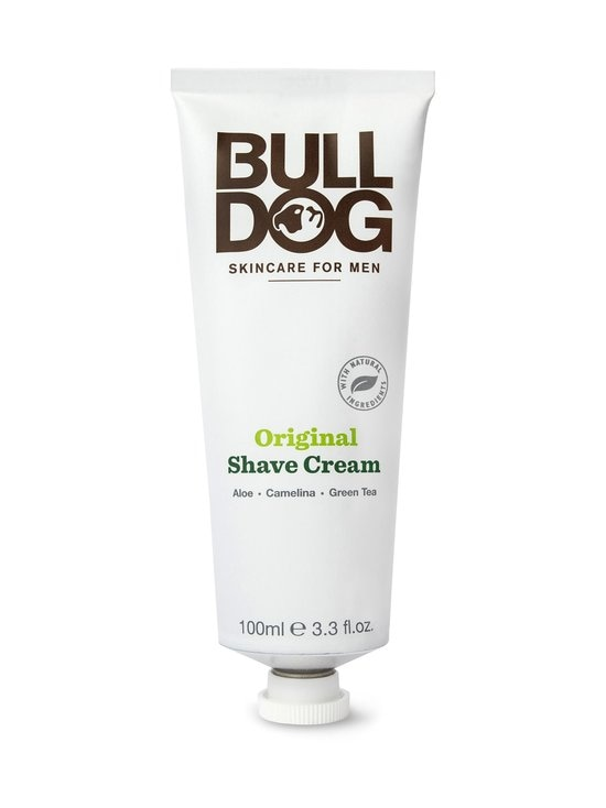 Bulldog Natural Skincare - Original Shave Cream -parranajovoide 100 ml   Stockmann - photo 1