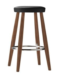 Carl Hansen&Son - Carl Hansen CH58 counter stool oiled oak leather Thor 301 - null | Stockmann