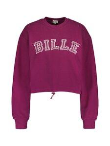 BILLEBEINO - Bille Crop Sweatshirt -paita - 38 AMARANTH | Stockmann