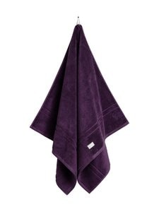 Gant Home - Organic Premium -pyyhe 70 x 140 cm - 504 BLACKBERRY PURPLE | Stockmann