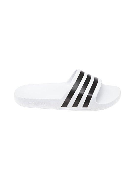 adidas Performance - Adilette-sandaalit - WHITE/BLACK   Stockmann - photo 1