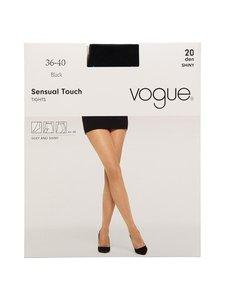 Vogue - Sensual Touch 20 den -sukkahousut - BLACK   Stockmann