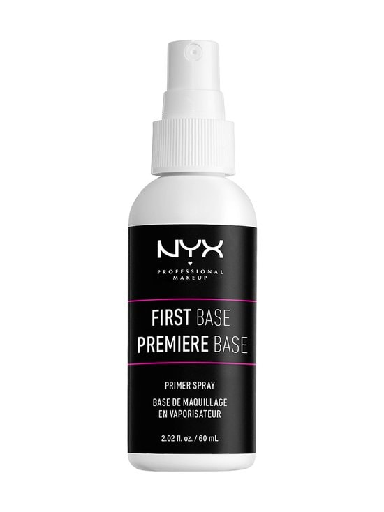 NYX Professional Makeup - First Base Makeup Primer Spray -pohjustussuihke 60 ml - 10 | Stockmann - photo 1