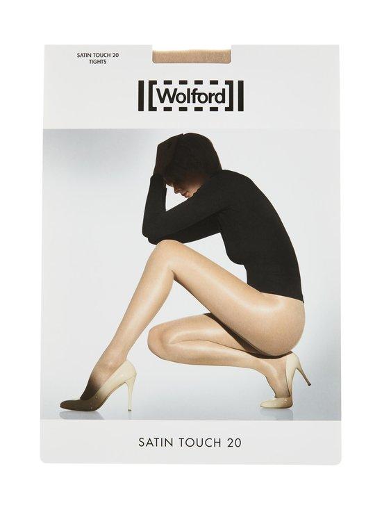 Wolford - Satin Touch 20 den -sukkahousut - COSMETIC   Stockmann - photo 1