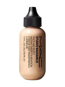 MAC - Studio Radiance Face And Body Radiant Sheer Foundation -meikkivoide 50 ml | Stockmann