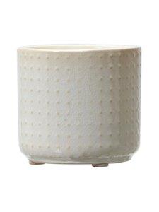 Wikholm Form - Milla Mini -suojaruukku 7 x 7 cm - WHITE | Stockmann