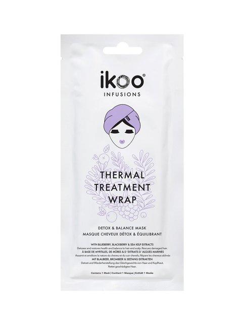 Thermal Treatment Wrap Detox & Balance -tasapainottava hiusnaamio