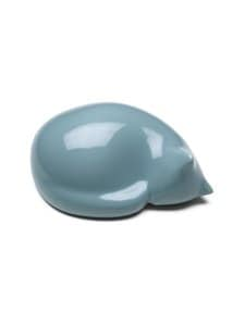 Vitra - Resting Cat Small -keramiikkakissa - LIGHT BLUE | Stockmann