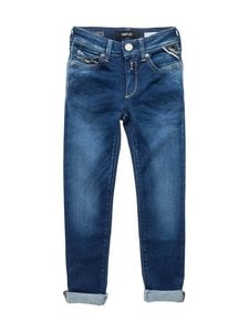 Replay & Sons - Gemy Hyperflex Stretch Denim -farkut - 009 MEDIUM BLUE | Stockmann