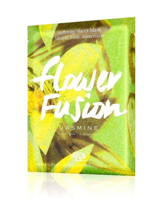 Origins - Flower Fusion™ Hydrating Sheet Mask Jasmine -kasvonaamio - null   Stockmann - photo 1