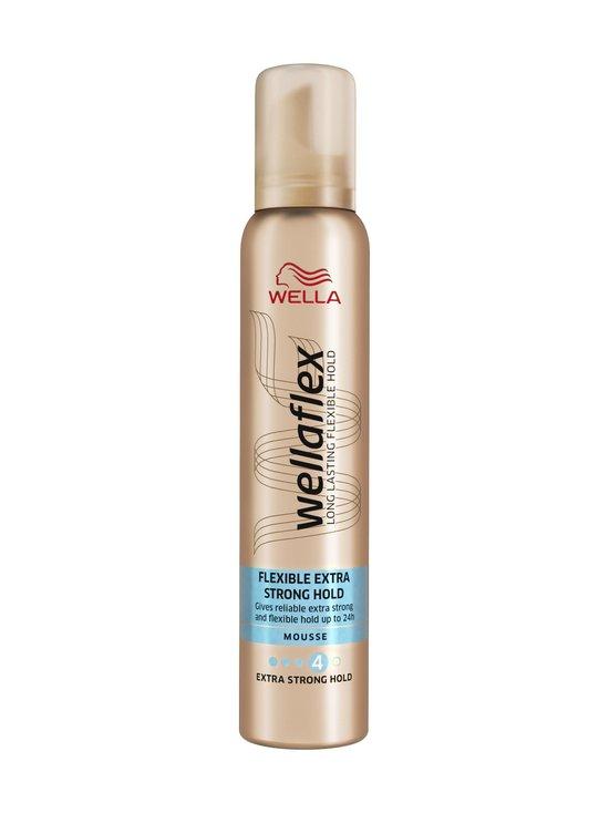 Wella - Wellaflex Extra Strong -muotovaahto 200 ml - NOCOL | Stockmann - photo 1