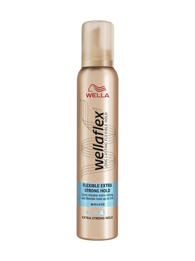 Wellaflex Extra Strong -muotovaahto 200 ml