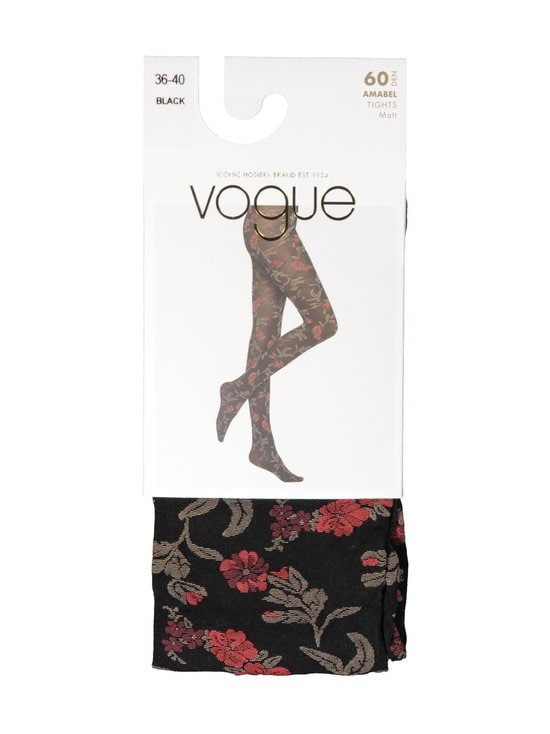 Vogue - Amabel 60 den -sukkahousut - 1210 BLACK | Stockmann - photo 1