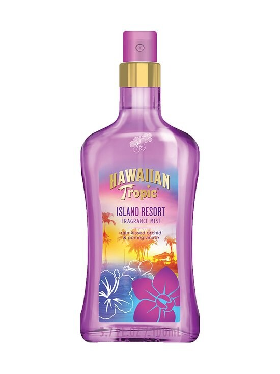 Hawaiian Tropic - Island Resort Body Mist Rain Kissed Orchid & Pomegranate -vartalotuoksu 100 ml - NOCOL | Stockmann - photo 1