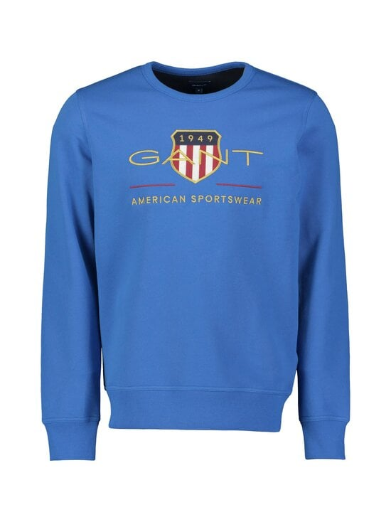 GANT - Archive Shield C-Neck -collegepaita - 422 NAUTICAL BLUE | Stockmann - photo 1