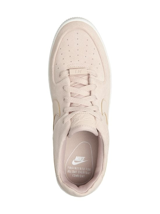 Nike - W Air Force 1 Sage Low -tennarit - PARTICLE BEIGE | Stockmann - photo 3