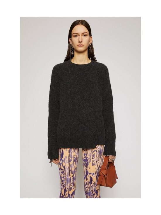 Acne Studios - Kerna-neule - WASHED BLACK | Stockmann - photo 4