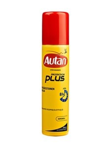Autan - Protection Plus -hyttyskarkote 100 ml | Stockmann