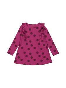 Bogi - Donna-tunika - DARK PINK DOT | Stockmann