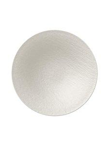 Villeroy & Boch - Manufacture Rock Blanc -tarjoilukulho 29 cm - WHITE   Stockmann