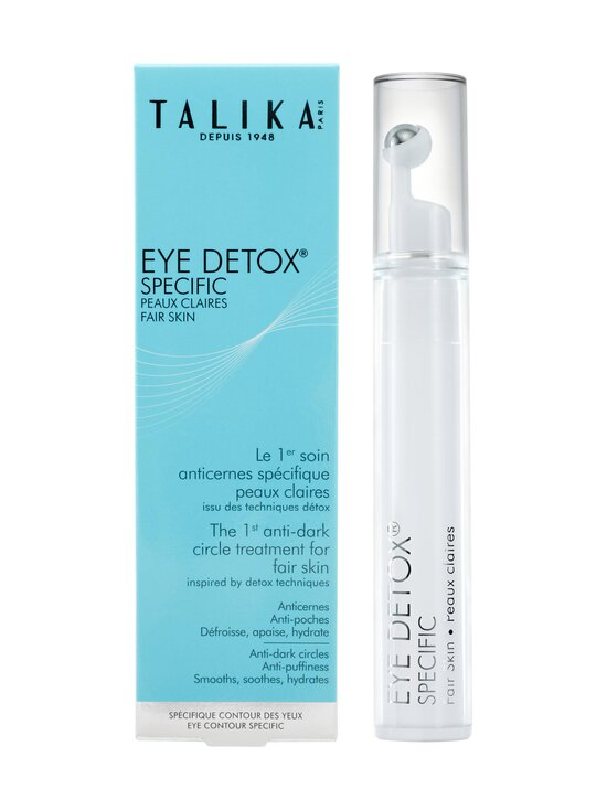 Talika - Eye Detox Specific -silmänympärysvoide 15 ml - 1 | Stockmann - photo 1
