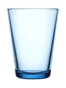 Iittala - Kartio-juomalasi 40 cl, 2 kpl - VEDENSININEN | Stockmann
