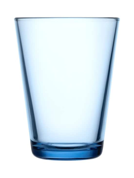 Iittala - Kartio-juomalasi 40 cl, 2 kpl - VEDENSININEN | Stockmann - photo 1