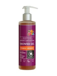 Urtekram - Nordic Berries Shower Gel -suihkugeeli 245 ml | Stockmann