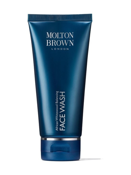 Molton Brown - African Whitewood Balancing Face Wash -puhdistusaine 100 ml - null | Stockmann - photo 1