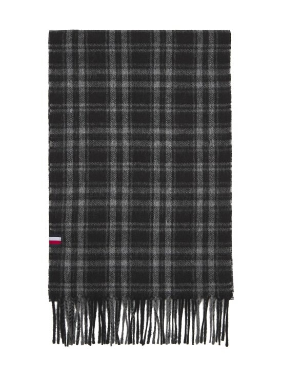 Tommy Hilfiger - Uptown-villahuivi - 0MD BLACK CHECK | Stockmann - photo 2