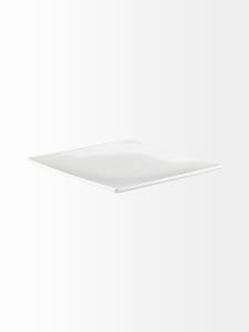 Asa - Á Table -neliölautanen 17 x 17 cm - VALKOINEN | Stockmann