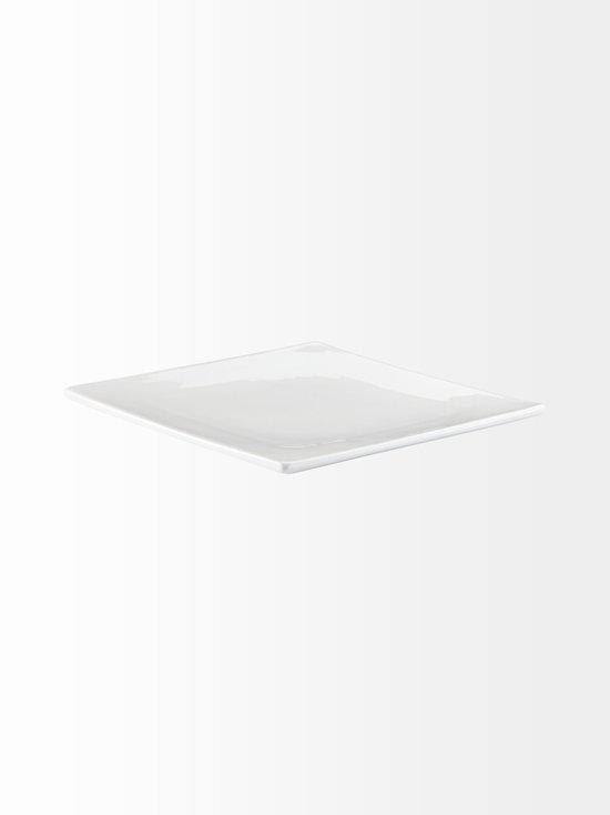Asa - Á Table -neliölautanen 17 x 17 cm - VALKOINEN | Stockmann - photo 1