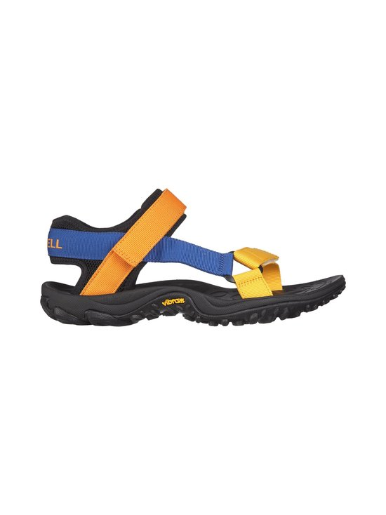 Merrell - Kahuna Web -sandaalit - BLUE/ORANGE | Stockmann - photo 1