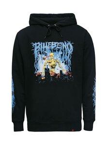 BILLEBEINO - BILLEBEINO x PURE WASTE Lightning Hoodie -huppari - 99 BLACK | Stockmann