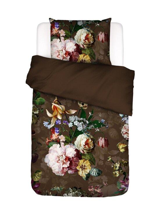 Essenza - Fleur-pussilakanasetti 150 x 210 + 50 x 60 cm - CHOCOLATE   Stockmann - photo 1