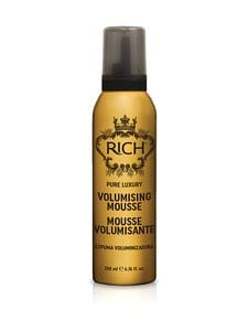 Rich - Pure Luxury Argan Volumising Mousse -voluumivaahto 200 ml - null | Stockmann