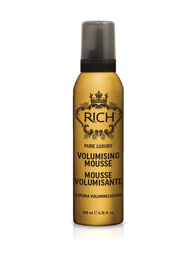 Pure Luxury Argan Volumising Mousse -voluumivaahto 200 ml