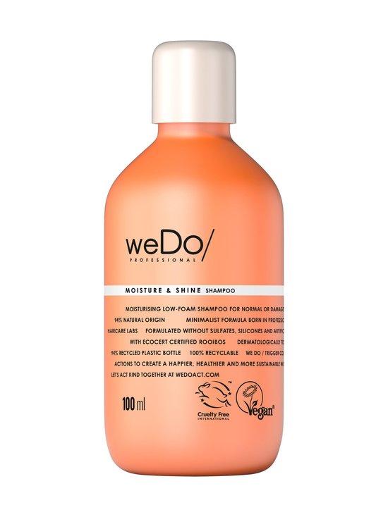 Wedo - Moisture & Shine -shampoo 100 ml - NOCOL   Stockmann - photo 1