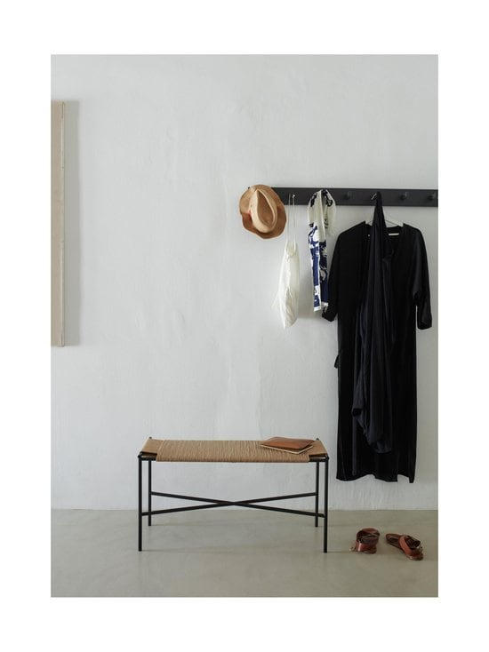 Skagerak - Vent-penkki 85 x 32,5 x 44 cm - BLACK | Stockmann - photo 2