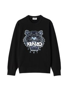 Kenzo - CLASSIC TIGER SWEATSHIRT -collegepaita - 99 BLACK | Stockmann