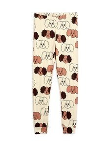 Mini Rodini - Fluffy Dog -leggingsit - BEIGE | Stockmann