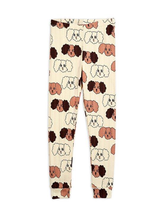 Mini Rodini - Fluffy Dog -leggingsit - BEIGE | Stockmann - photo 1