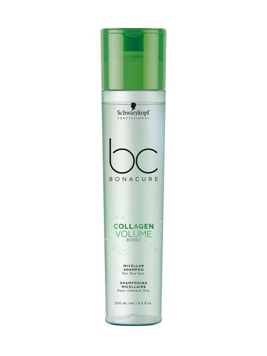 Schwarzkopf Professional - Bonacure Collagen Volume Booster Micellar -shampoo 250 ml - NOCOL | Stockmann - photo 1