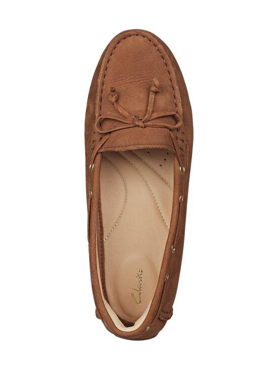 Clarks - Boat loafer -mokkanahkaloaferit - TAN | Stockmann - photo 2
