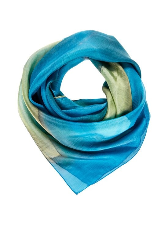 A+more - Ferna-silkkihuivi - BLUE COMBO 1 | Stockmann - photo 1