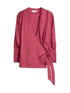 By Malina - Hope Blouse -pusero - DUSTY RASPBERRY | Stockmann