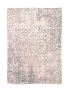 Louis de Poortere - Fading World Babylon Algarve -matto - GREY, PINK | Stockmann