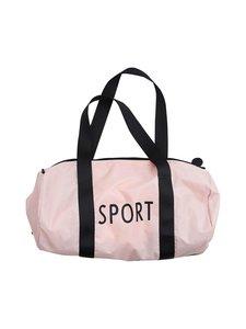 Design Letters - Sports Bag Small -laukku 10 l - PINK | Stockmann
